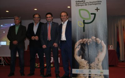 Los agricultores del Campo de Cartagena traen a INNOWA los proyectos transnacionales más innovadores para la sostenibilidad agrícola