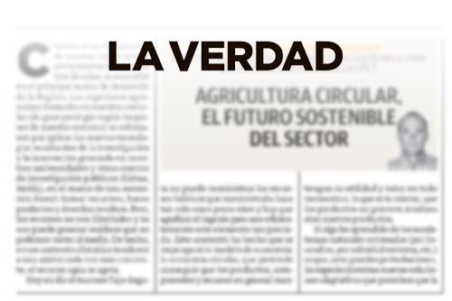 Agricultura circular, el futuro sostenible del sector