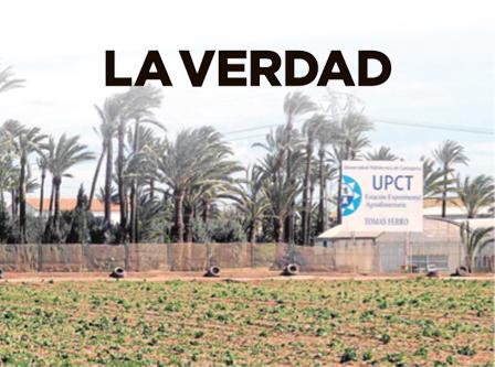 El Campo de Cartagena busca soluciones al déficit hídrico