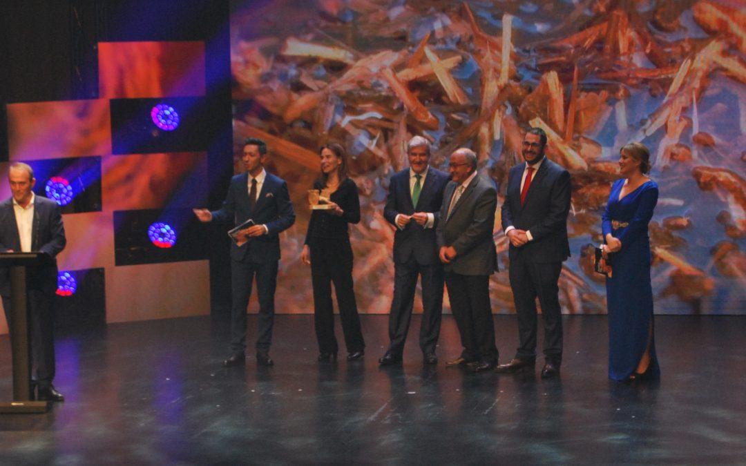 La Cátedra de Agricultura Sostenible galardonada en la I Edición de los Premios 'Diario del Campo'