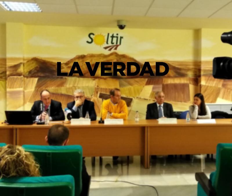 Caja Rural Central y Soltir celebran con éxito la primera Jornada Técnica Agraria