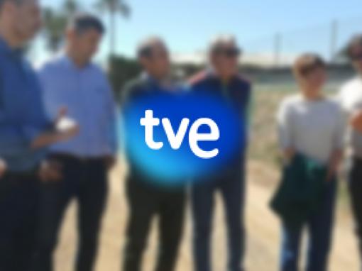 """TVE """"Podemos valora que el proyecto de desnitrificación de la UPCT es buena solución"""""""