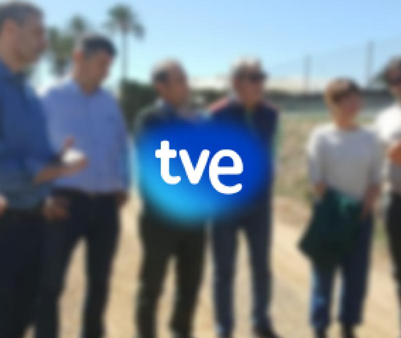 TVE «Podemos valora que el proyecto de desnitrificación de la UPCT es buena solución»