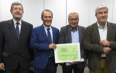 Premio al Ecodiseño a la Cátedra de Agricultura
