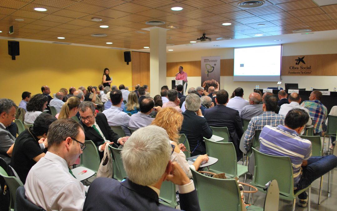 Presentación Resultados de la Investigación en materia de Desnitrificación por la Cátedra de Agricultura Sostenible