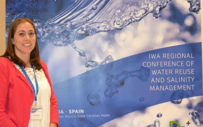 Carolina Díaz cierra la jornada de iWaresa 2018 en Murcia