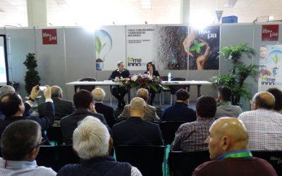 Agricultura sostenible y déficit hídrico del Campo de Cartagena protagonizan la primera sesión del Foro INNOWA 2019