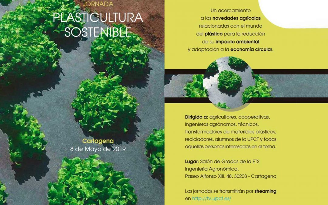 Jornada Plasticultura Sostenible