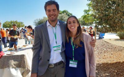 «Es perfectamente viable la aplicación de los desnitrificadores con madera en el Campo de Cartagena»